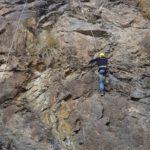 Rock Climbing at Rishikesh