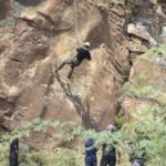Repelling Near Delhi