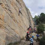 Rock Climbing Near Delhi
